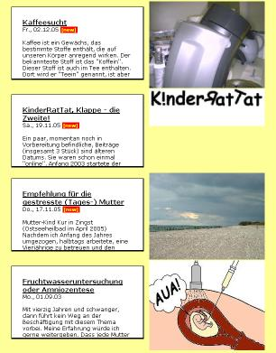 This is on www.kinderrattat.de story preview page