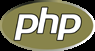 Negative effect example on php logo